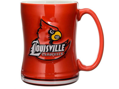 Louisville Cardinals 14 oz Relief Mug