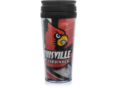 Louisville Cardinals 16oz Travel Tumbler