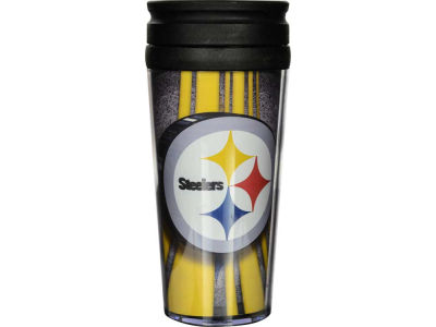 Pittsburgh Steelers 16oz Travel Tumbler