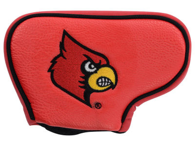 Louisville Cardinals Blade Putter Cover