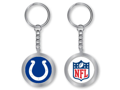 Indianapolis Colts Spinning Keychain