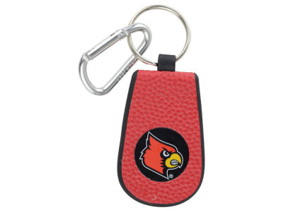 Louisville Cardinals Team Color Keychains