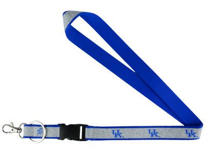 Kentucky Wildcats Sparkle Lanyard-Aminco