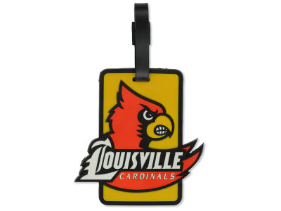 Louisville Cardinals Soft Bag Tag