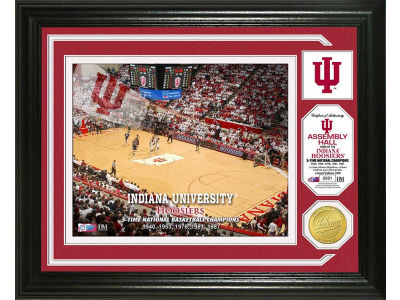 Indiana Hoosiers Photo Mint Coin-Bronze
