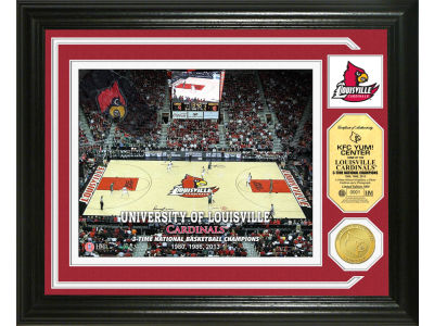 Louisville Cardinals Photo Mint Coin-Bronze