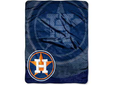 Houston Astros 50x60in Plush Throw Retro