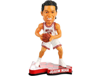 Chicago Bulls Joakim Noah Pennant Base Bobble