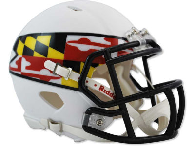 Maryland Terrapins Speed Mini Helmet