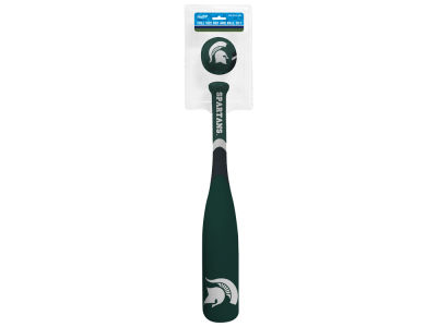Michigan State Spartans Grand Slam Softee Bat and Ball Set