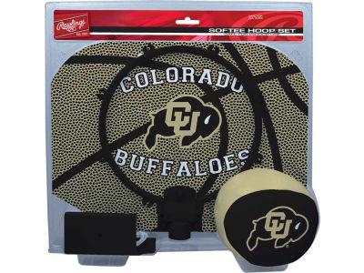Colorado Buffaloes Slam Dunk Hoop Set