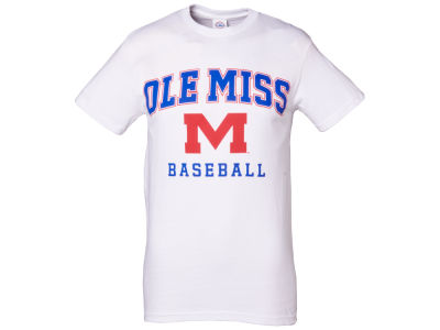 Ole Miss Rebels NCAA Men's Identity Sport T-Shirt