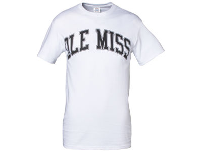 Ole Miss Rebels NCAA Men's Identity Arch T-Shirt
