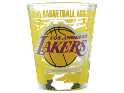 Los Angeles Lakers 3D Wrap Color Collector Glass - CA