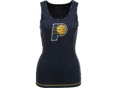 Indiana Pacers NBA Womens Necklace Tank