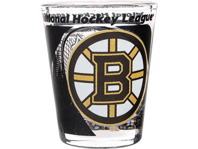 Boston Bruins 3D Wrap Color Collector Glass - CA