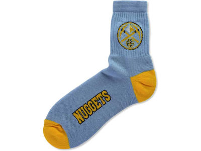 Denver Nuggets For Bare Feet Ankle TC 501 Socks