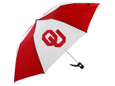 Oklahoma Sooners Automatic Folding Umbrella
