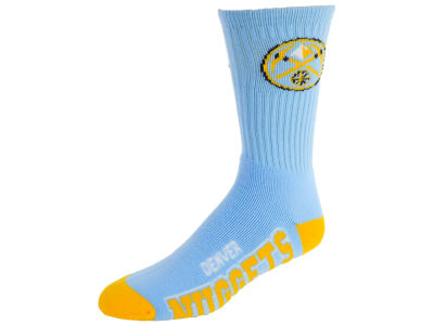 Denver Nuggets Deuce Crew 504 Socks