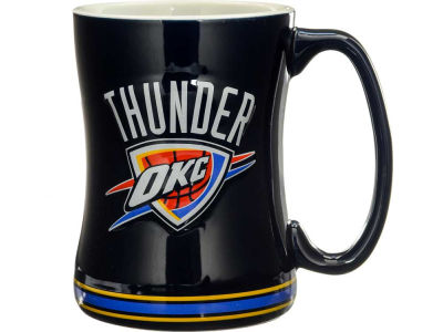 Oklahoma City Thunder 14 oz Relief Mug