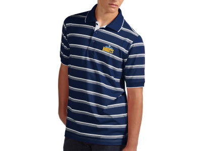 Denver Nuggets NBA Sideline Stripe Polo