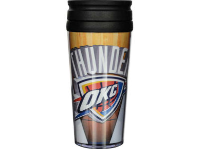 Oklahoma City Thunder 16oz Travel Tumbler