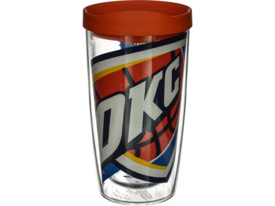 Oklahoma City Thunder 16oz. Colossal Wrap Tumbler with Lid
