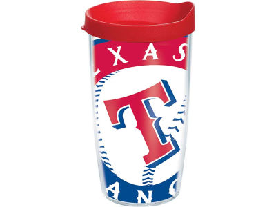 Texas Rangers 16oz. Colossal Wrap Tumbler with Lid