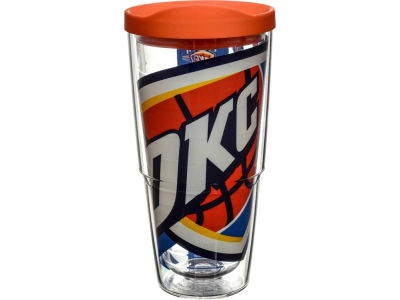 Oklahoma City Thunder 24oz. Colossal Wrap Tumbler