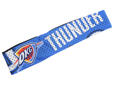 Oklahoma City Thunder Fan Band Headband