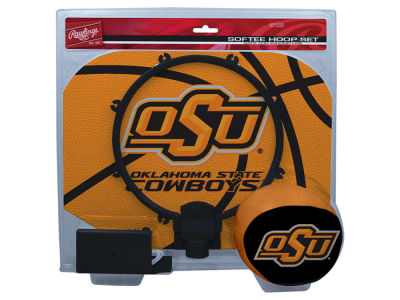Oklahoma State Cowboys Slam Dunk Hoop Set