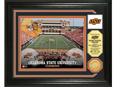 Oklahoma State Cowboys Photo Mint Coin-Bronze
