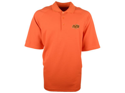 Oklahoma State Cowboys NCAA Men's Whisper Xtra-Lite Polo Shirt
