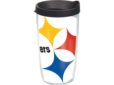 Pittsburgh Steelers 16oz. Colossal Wrap Tumbler with Lid