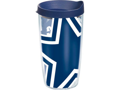Dallas Cowboys 16oz. Colossal Wrap Tumbler with Lid