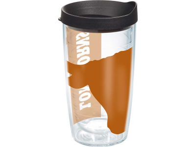Texas Longhorns 16oz. Colossal Wrap Tumbler with Lid