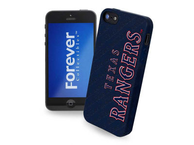 Texas Rangers iPhone SE Case Silicone Logo