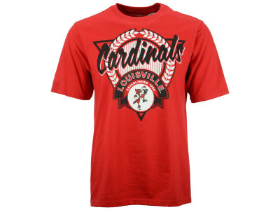 Louisville Cardinals adidas NCAA Men's Hype T-Shirt