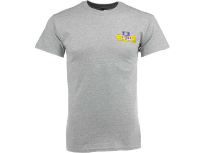 LSU Tigers NCAA Signpost T-Shirt