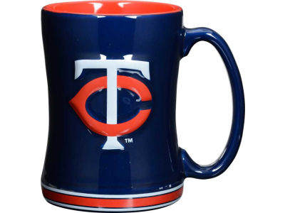 Minnesota Twins 14 oz Relief Mug