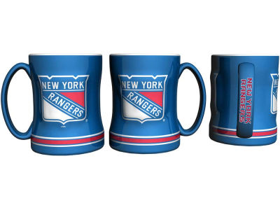 New York Rangers 14 oz Relief Mug