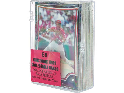 Cincinnati Reds 50 Card Pack-Assorted