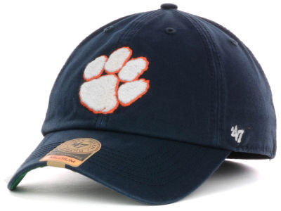 Clemson Tigers '47 NCAA Navy '47 FRANCHISE Cap