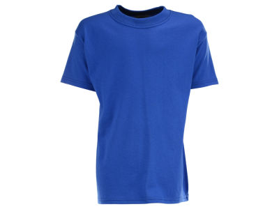 Port and Company Youth Cotton Poly T Shirt