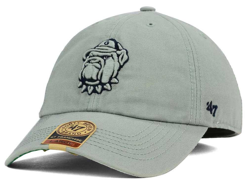 finest selection 6b227 915f6 Georgetown Hoyas  47 NCAA  47 FRANCHISE Cap   lids.com