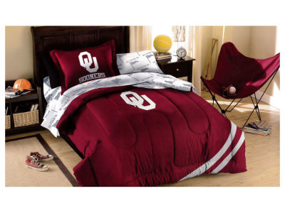 Oklahoma Sooners Twin Bed in Bag