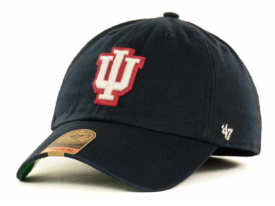 Indiana Hoosiers '47 NCAA Navy '47 FRANCHISE Cap