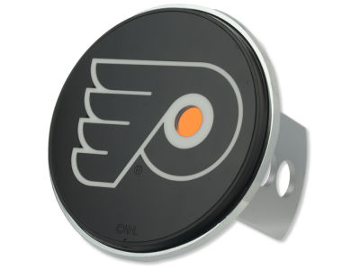 Philadelphia Flyers Laser Hitch Cover