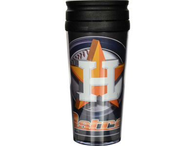 Houston Astros 16oz Travel Tumbler