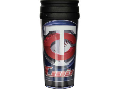 Minnesota Twins 16oz Travel Tumbler